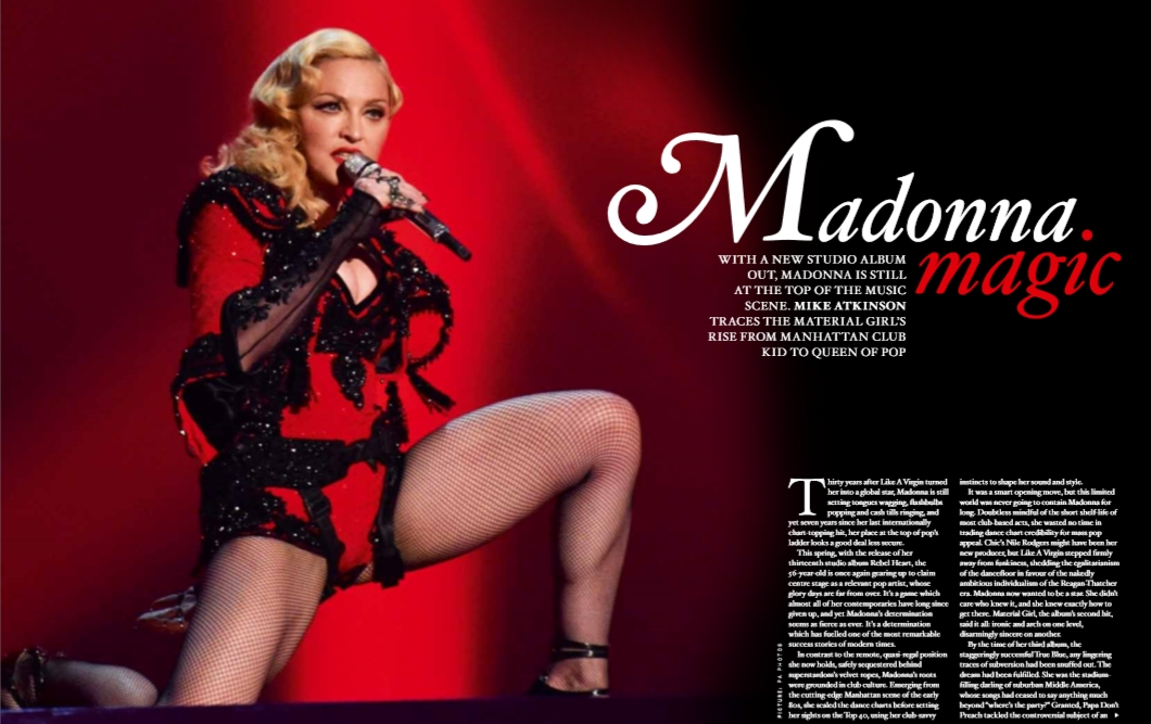 madonna still the reigning queen of pop View 6 maddona from business human reso at silliman institute madonna: the reigning pop queen in terms of corporate strategy, she competes in multiple markets recorded music, concerts, music videos.